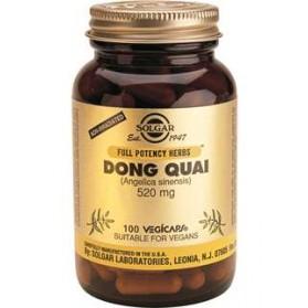 SOLGAR DONG QUAI 60 CAPS( RAIZ ANGELICA)