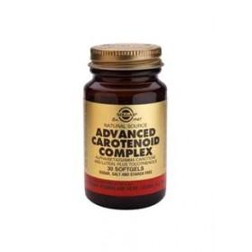 SOLGAR CAROTENOIDES COMPLEX AVANZADO 30 CAPS