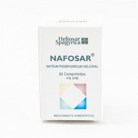 HELIOSAR NAFOSAR 50 COMPRIMIDOS