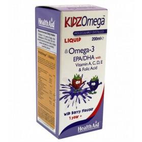 HEALTH AID KIDZ OMEGA LIQUIDO 200 ML