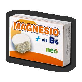 MAGNESIO+ VIT B6 ORALFLASH NEO 30 COMP