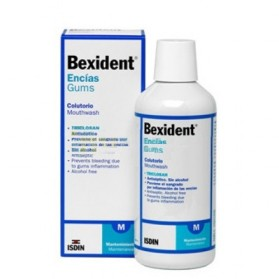 BEXIDENT ENCIAS COLUTORIO CON TRICLOSAN 250ML