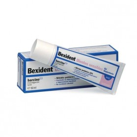 BEXIDENT SENSIBLES GEL 50 ML