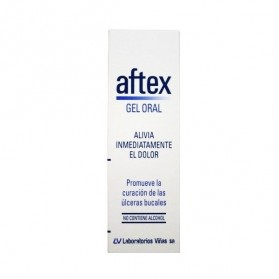 AFTEX GEL ORAL 15 ML