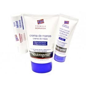 Neutrogena Pack Crema de Manos + Cacao + Loción | Farmacia Tuset
