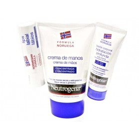 NEUTROGENA PACK CREMA DE MANOS 75 ML CREMA + CACAO