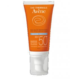 AVENE EMULSION SPF 50+ SIN PERFUME 50ML