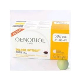 OENOBIOL SOLAIRE INTENSIF ANTIEDAD 30 CAPS DUPLO