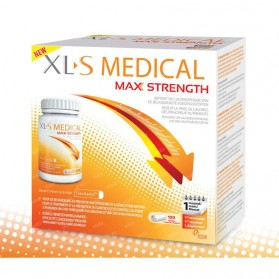 XLS MEDICAL  MAX STRENGH 120 COMP