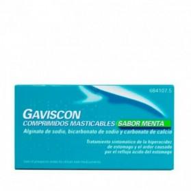 GAVISCON 32 COMP MASTICABLES MENTA (BLISTER)