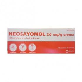 NEOSAYOMOL 2% CREMA 30 G